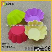 colorful silicon bakeware food grade letters silicon bakeware