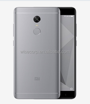 "Original Global Version Xiaomi Redmi Note 4 Mobile Phone 5.5"" Snapdragon625 CPU 3GB Ram 32GB RomLTE B20 4G Phone"