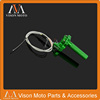 Green CNC Twister Throttle Assembly + Cable for Atomic Pitpro Pitster Pro SDG DHZ SSR Piranha Dirt Pit Bike Motorcycle
