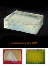Polypropylene hot melt adhesive for insect capturing,hot melt glue