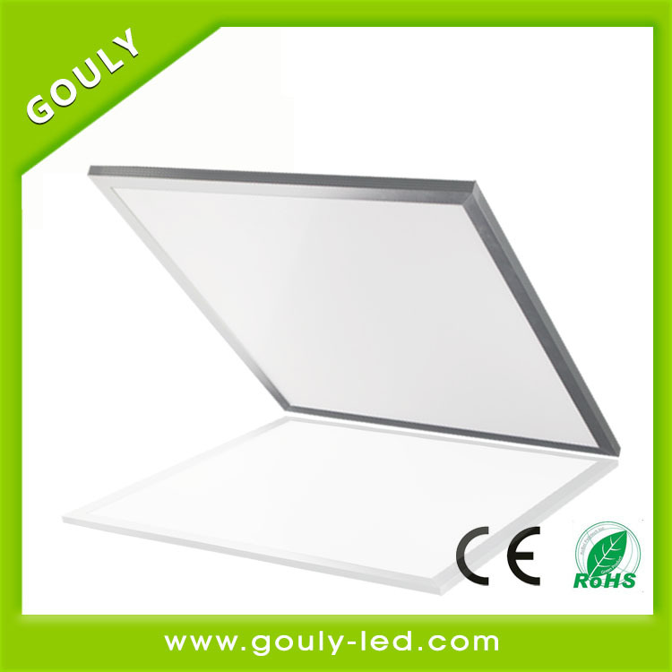 good factory price battery powered led panel light recessed ceiling