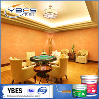 China supplier sales acrylic paint water based interior wall paint