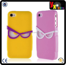 silicone case for iphone 6 plus / for samsung s5