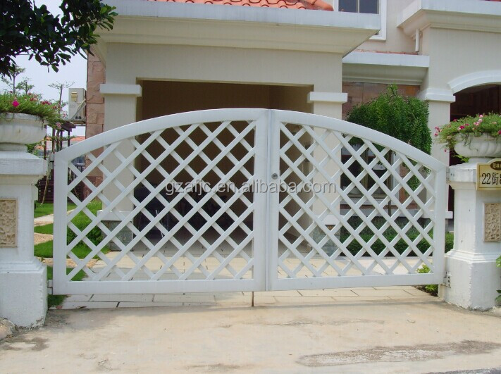 2mm steel metal yard gate design gate gates and grills