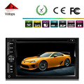 6.2inch double din car stereo touch screen DVD Player with GPS