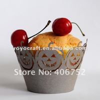 2012 hot sale wedding favor laser cut gifts 2012 for Indonesia for PUMPKIN DAY