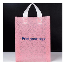 China wholesale plastic bags special for supermarket Shopping Mall colorful red yellow green blue white