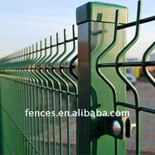 Welded wire mesh fence and gates /factory lows fencing price