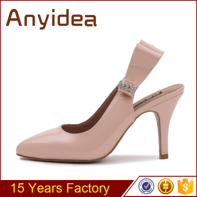 Best price wholesale alibaba fashion dress shoes beautiful bridal wedding shoes Korean high heel shoes