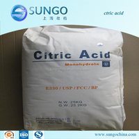 ANHYDROUS CITRIC ACID As Food Additive