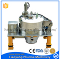 PLD series Platform Bag-Shaking Bottom Scraper Discharge Centrifuge