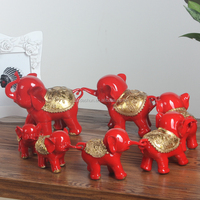 Elephant Wedding Favors Resin Large Elephant Statues