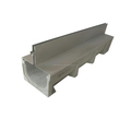 High strength light weight precast drainage channel