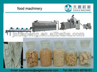 soya nuggets/artificial meat food extruder machine