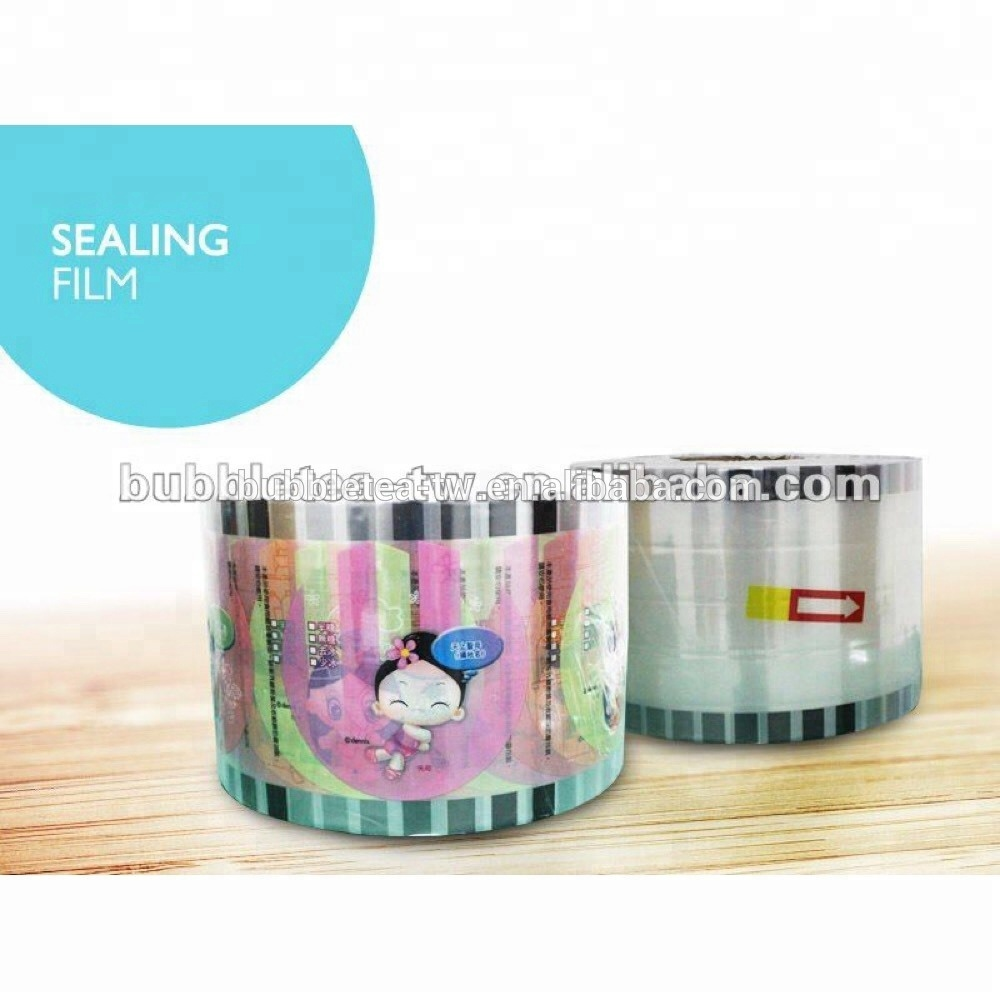 Customized PP plastic Cup Sealing <strong>Film</strong>