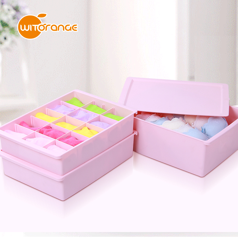 Witorange Underware storage boxes ,fancy storage boxes