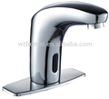 Contemporary style single cold automatic faucet induction mixer sensor tap
