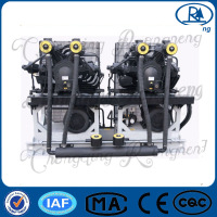 Low Price Petrol Air Compressors for PET