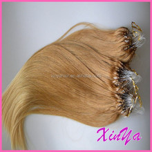 Factory Wholesale Price remy brazilian micro braid hair extensions