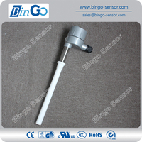 "Sanitary type explosion-proof PTFE RF admittance level switch with G 1 1/2"" connection"