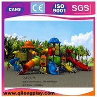 QILONG Interesting Outdoor Playground With High Quality