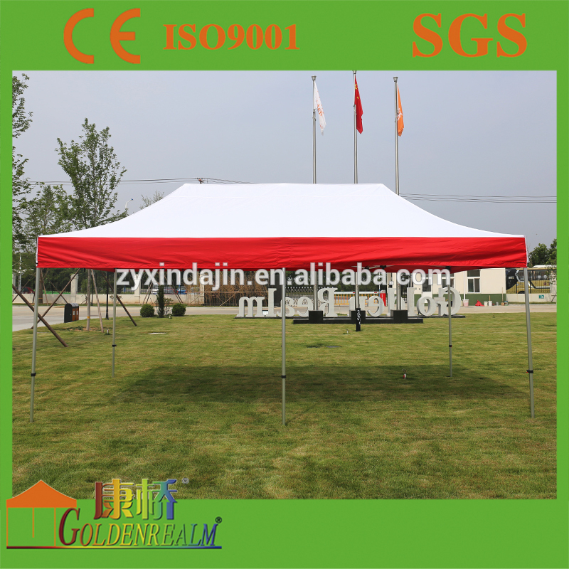 3x6m/10'x20' outdoor folding tent roof top tent canopy