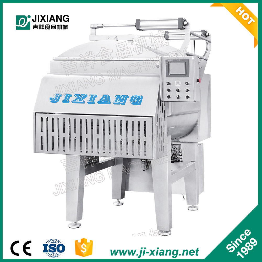 Sausage Meat Vacuum Mixer and Grinder Machine