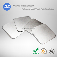 Custom aluminum parts manufacture for l CNC processing