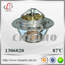 100% Tested Thermostat / Cooling System Thermostat 1306020 Fit for Chinese Mini Van and Mini Truck