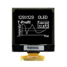 monochrome oled 128x128 lcd panel graphic OLED display module