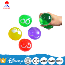 promotional bulk free stress ball filled with water