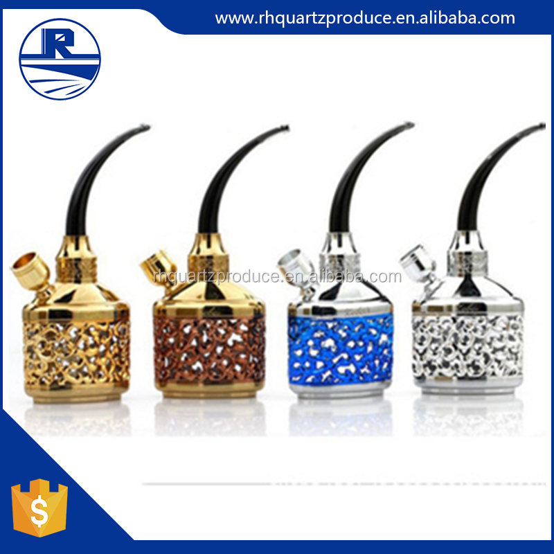 Clear crystal Factory price hookah