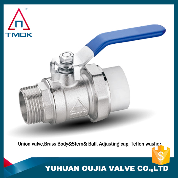 "1000wog stainless steel/brass ball valve 1/8"" NPT Female x Male Mini Brass Ball Valve, Full Port, 600 WOG Lever Handle with"