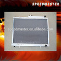 Auto aluminum radiator for N ISSAN INFINITY J30 96-99 , MAXIMA 99-95 MT