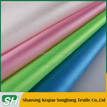 polyester jewelry box lining fabric