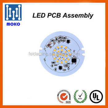 Customization LED 15W driverless AC LED PCB Module for panel light