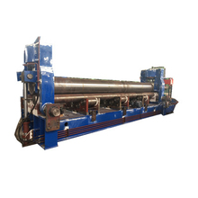 High Quality 3 /4 <strong>roll</strong> double pinch plate bending <strong>machine</strong>