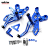 BJ-ARS-MT09B Motorcycle CNC Adjustable Rearset for Yamaha MT09 FZ09