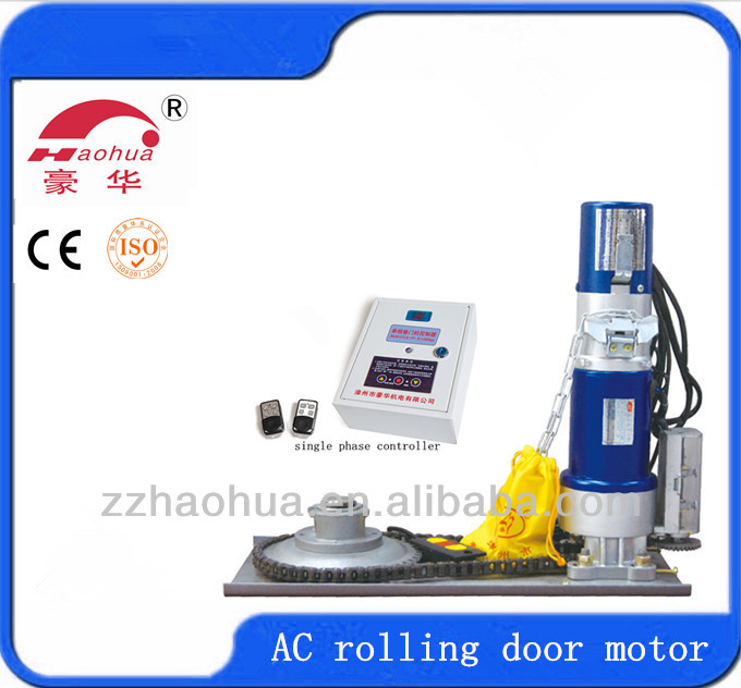 200W roll up door motor / automatic gate opener / automatic sliding door opener
