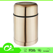 600ml 750ml 1000ml own logo Chinese factory shinning stainless steel airline food container