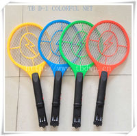 hot selling rechargeable plastic fly swatter