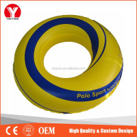 PVC Inflatable Swim Ring Customized Colorful