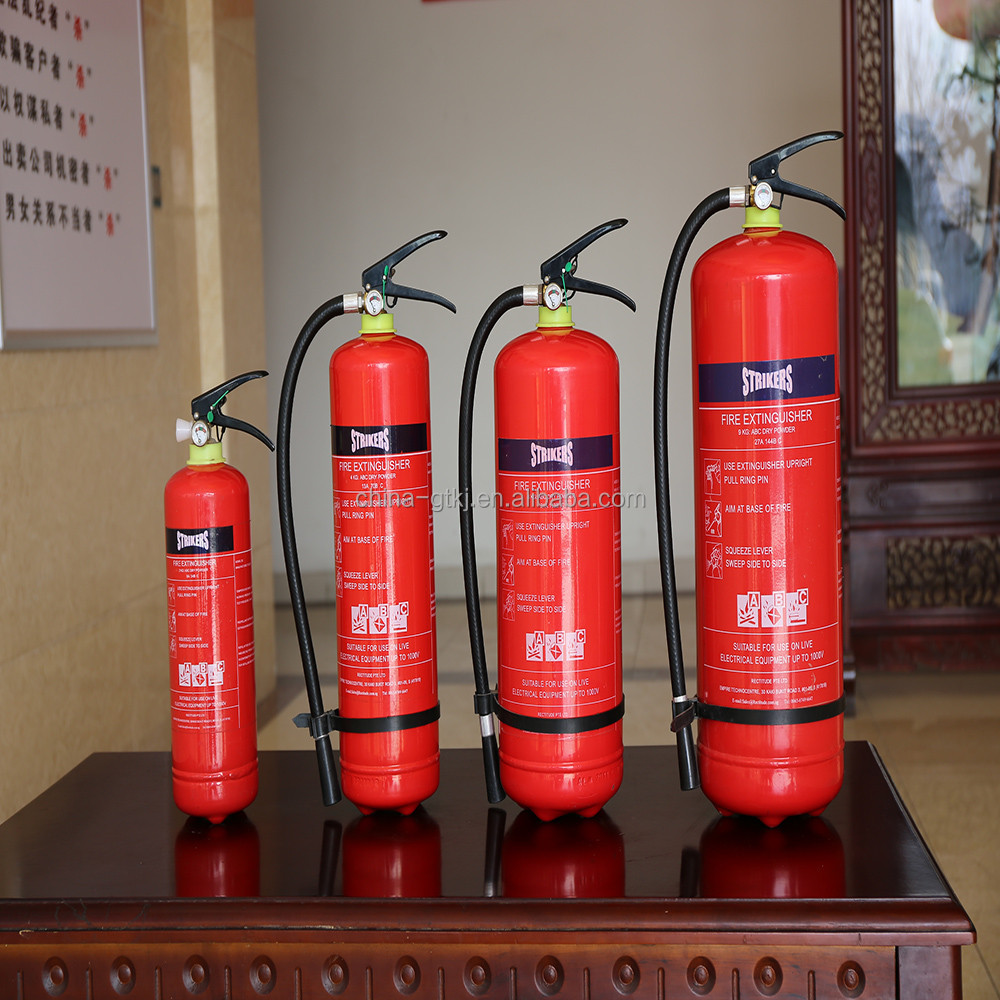 Portable dry chemical fire extinguisher(1-8)kg