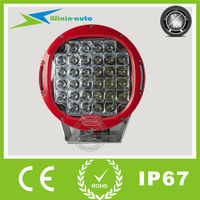 Car tuning replacement 96W led work light 8100 lumens for night activity WI9961