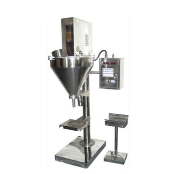 small size spice/season /granule /ground coffee manual powder filling machine