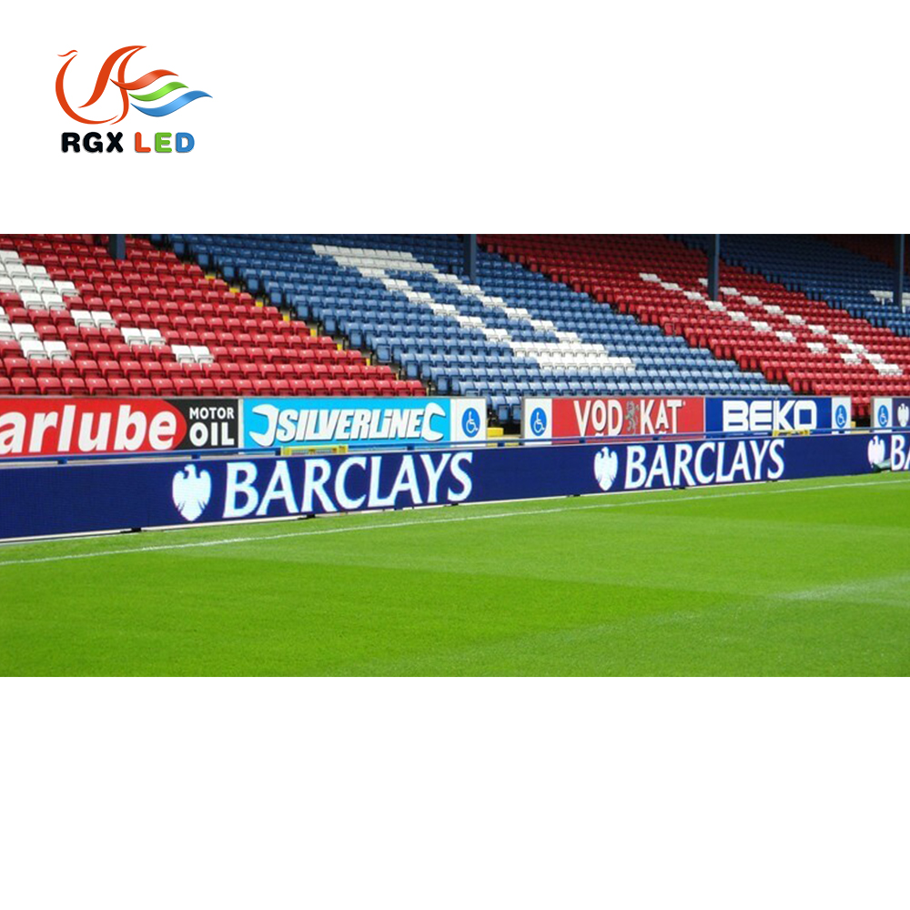 Football Stadium Perimeter <strong>Led</strong> Screen <strong>Display</strong> P5 P6 P8 <strong>P10</strong> <strong>LED</strong> Module <strong>Advertising</strong> Outdoor <strong>Led</strong> Large Screen <strong>Display</strong>