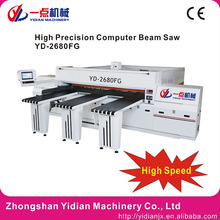 CNC Beam Saws for Furniture Making 2680mm Cutting Length