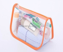 cheap Promotional Clear EVA Cosmetic bag wholesale