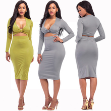 Plus size hollow out dress long sleeve club party wear sexy night dress for women