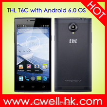THL T6C 5.0 inch Screen MTK6580 Quad Core THL T6C MTK6580 Android Cheap Mobile Phone